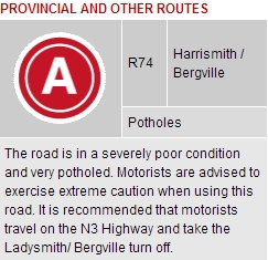 AA Comment on R74